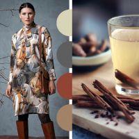 Модні відтінки осені: імбирний чай, кориця і цитрини