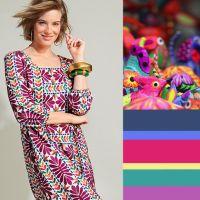 Яскраві поєднання в мексиканському стилі