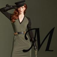 Модна абетка: літера М
