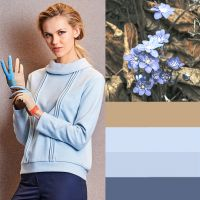Одяг у кольорах перших весняних квітів