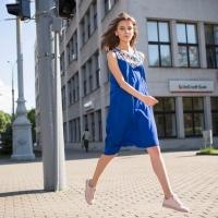 Сукня з етно-притом від ненька