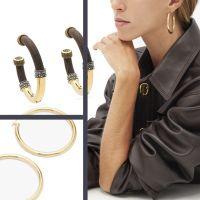 Сережки-кільця: усе різноманіття форми
