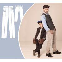 Одяг для батька і сина