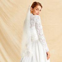 20 викрійок весільних суконь
