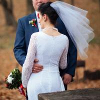 Як пошити весільну сукню своєї мрії власноруч