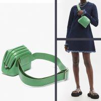 Модні літні сумки різних зелених кольорів