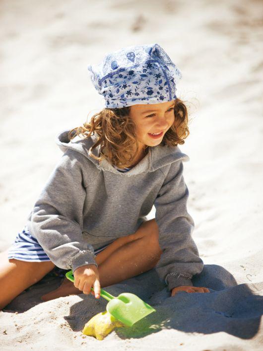 Анорак з капюшоном і рукавами реглан