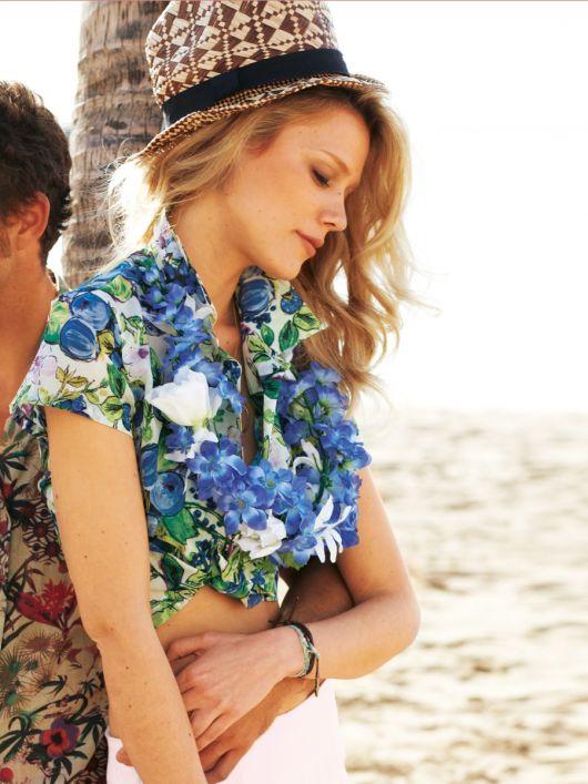 Блузка-сорочка з батисту