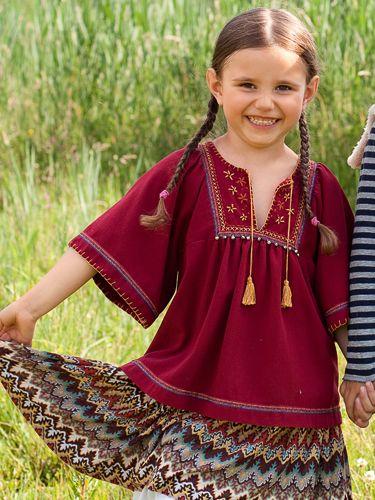 Блузка в етно-стилі
