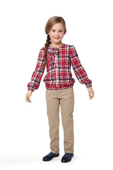 Блузка-сорочка на еластичному поясі