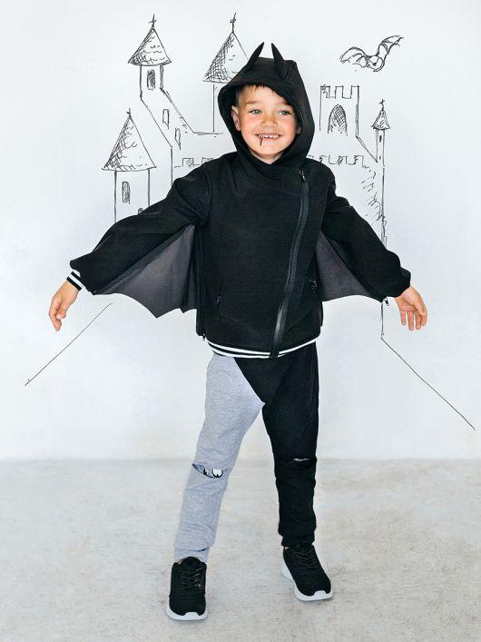 Брюки трикотажні для костюма Кажана