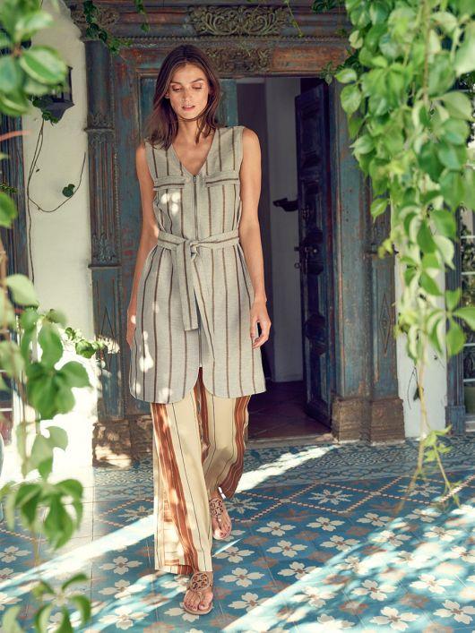 Сукня-жилет із застібкою на блискавку