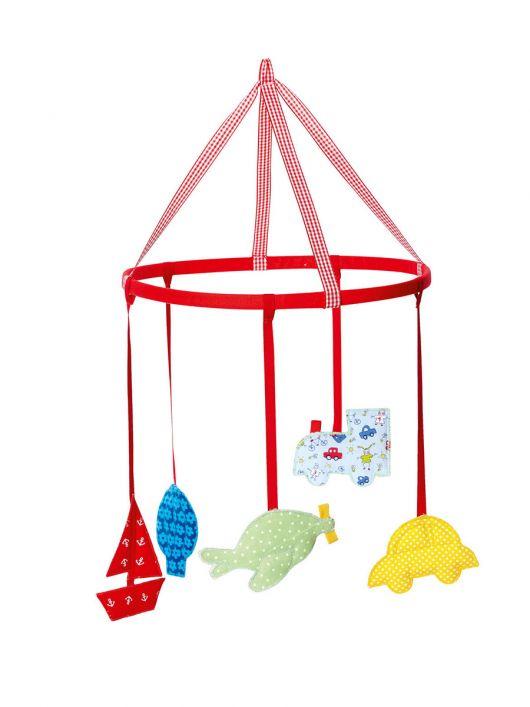 Іграшка мобіль для хлопчиків
