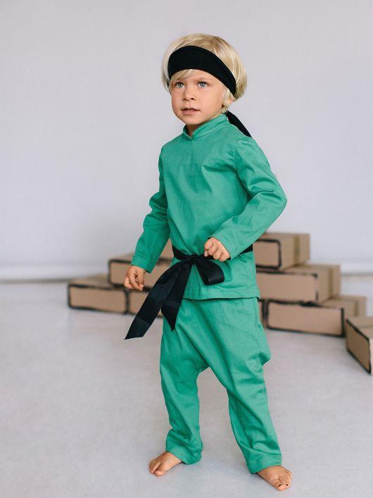 Брюки для костюма Каратиста