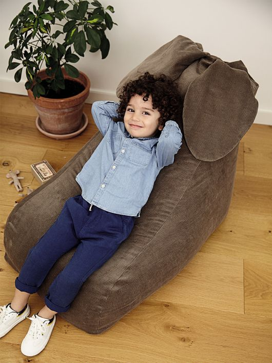 Кресло-мешок с ушками