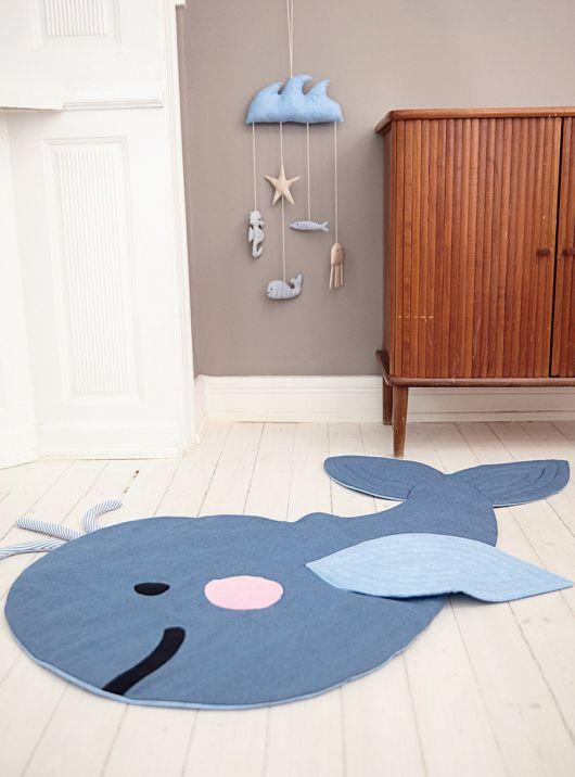 Коврик игровой для детской комнаты