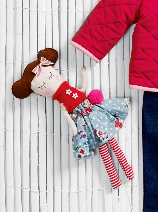 Лялька з клаптиків
