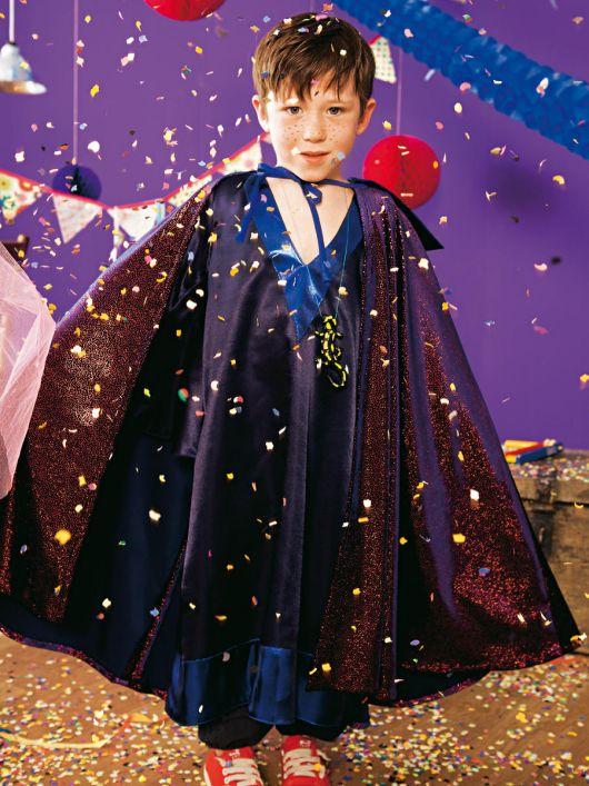 Туніка для карнавального костюма «Чарівник»
