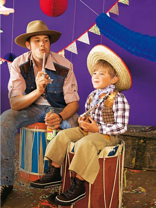 Штани для карнавального костюма «Ковбой»