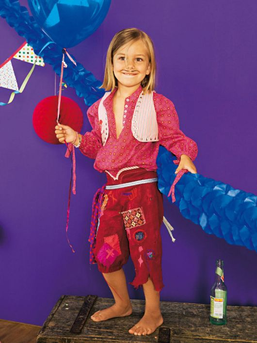 Штани для карнавального костюма «Пірат»
