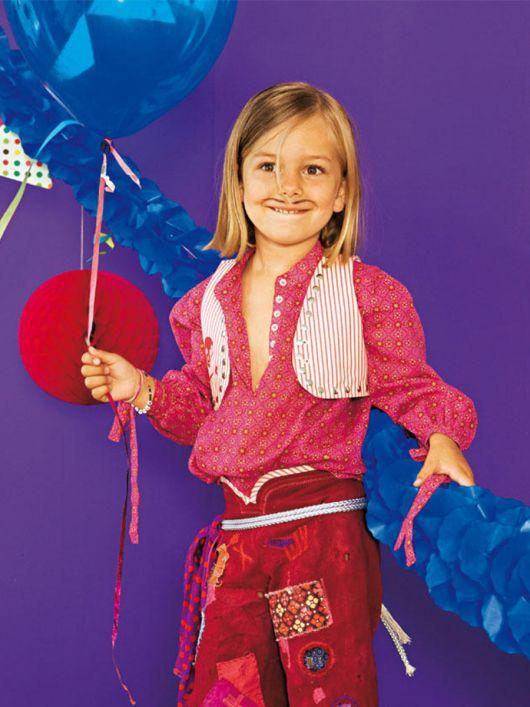 Сорочка для карнавального костюма «Пірат»