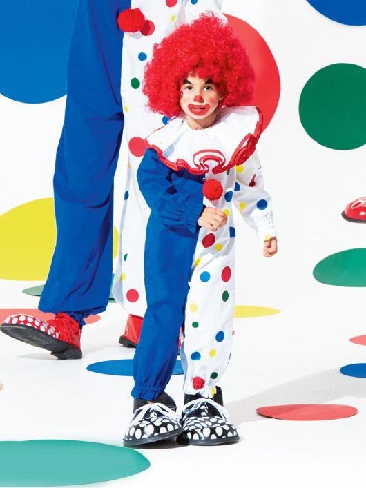 Костюм клоуна дитячий