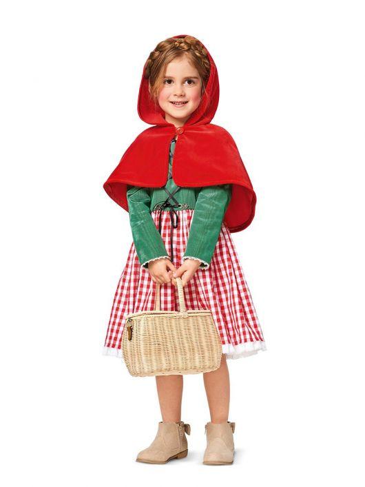 Карнавальний костюм «Червона Шапочка»