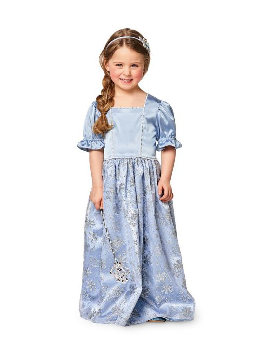 Карнавальний костюм «Принцеса»