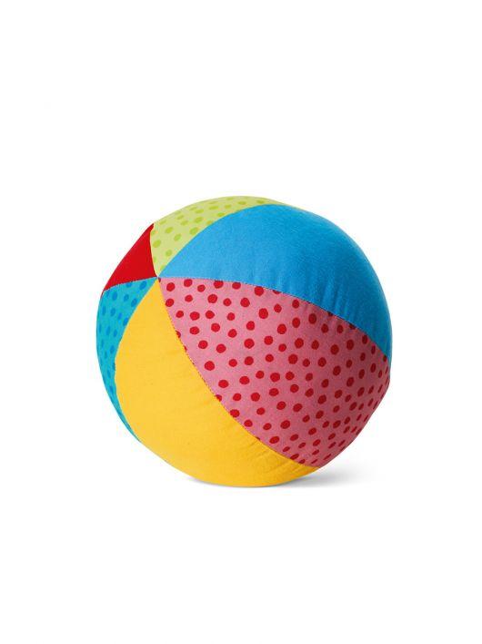 М'яка іграшка – великий м'ячик