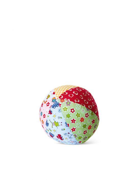 М'яка іграшка – маленький м'ячик