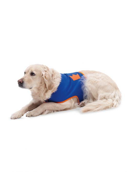 Попона трикотажна для собаки