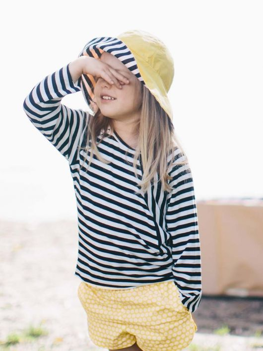 Дитячий пуловер реглан
