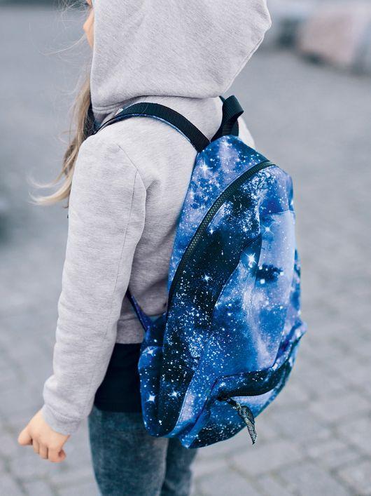 Рюкзак з кишенею-портфелем
