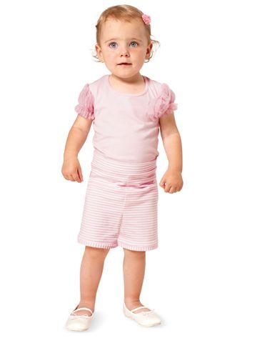 Шорти трикотажні для малюків