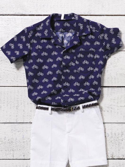 Сорочка з короткими рукавами