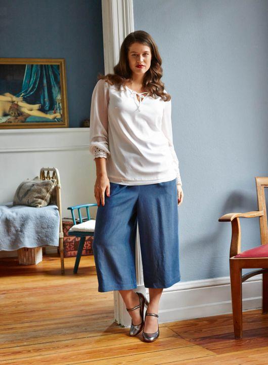 Спідниця-брюки