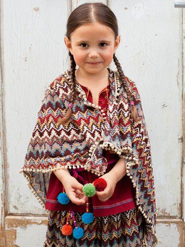Спідниця і шарф