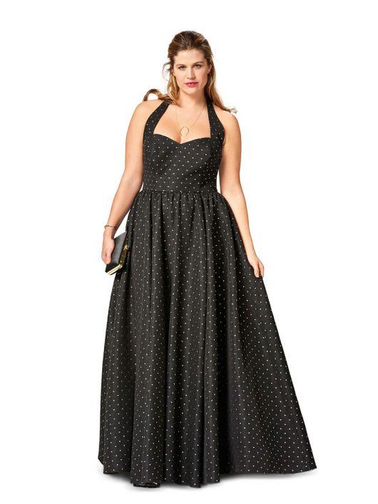 Сукня вечірня з ліфом-корсажем