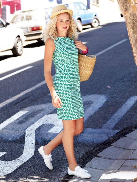 Сукня міні приталеного крою