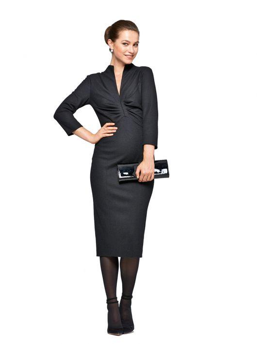 Вінтажна сукня-футляр в стилі 50-х
