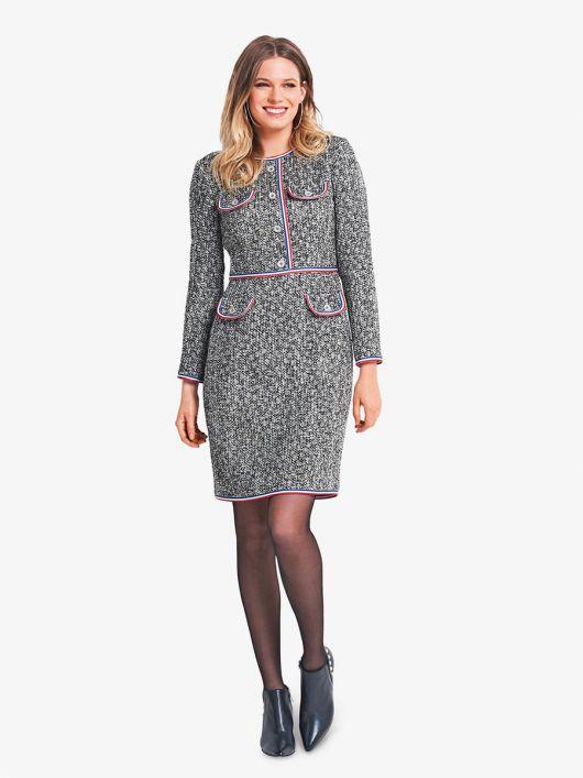 Сукня-футляр в стилі Gucci