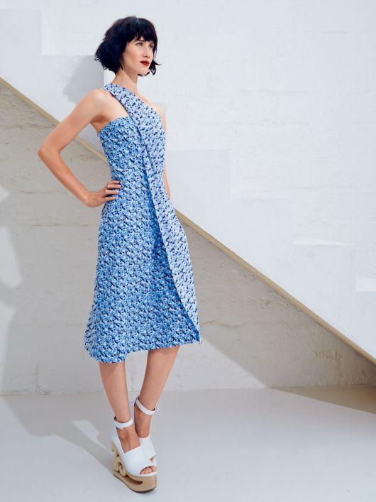 Сукня-корсаж двошарова