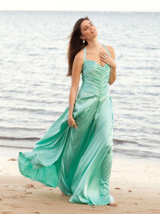 Сукня-сарафан з ліфом-корсажем
