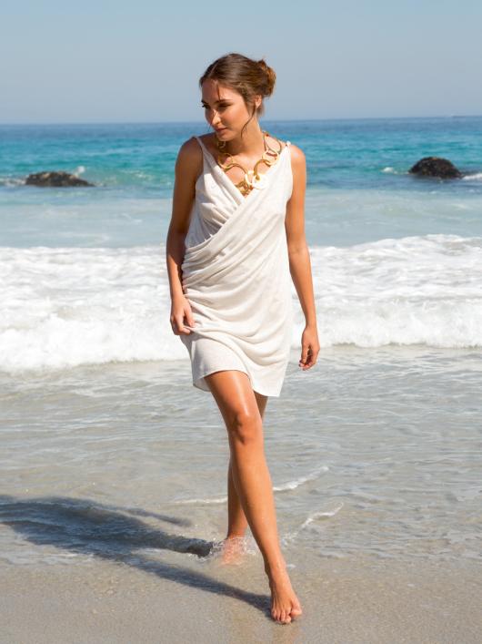 Сукня-трансформер з відкритою спиною