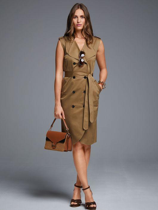 Сукня-жилет двобортна