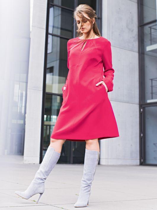 Сукня у стилі 60-х