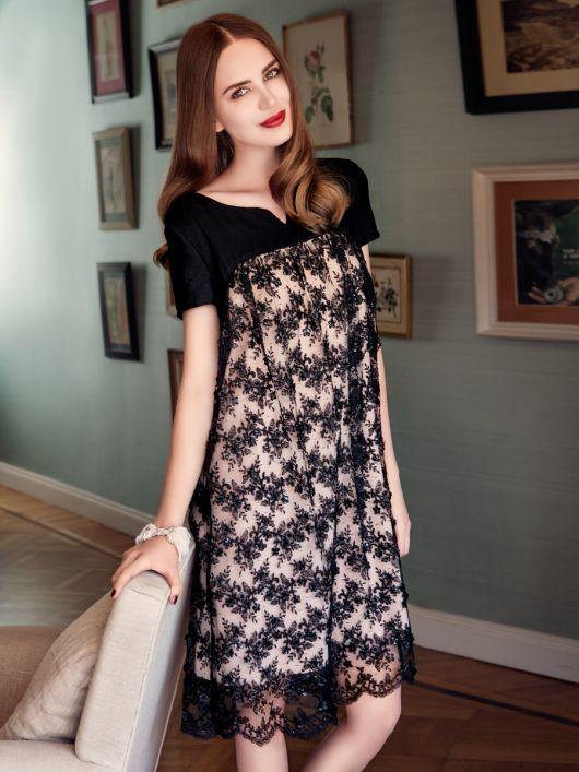 Сукня у стилі бебідолл