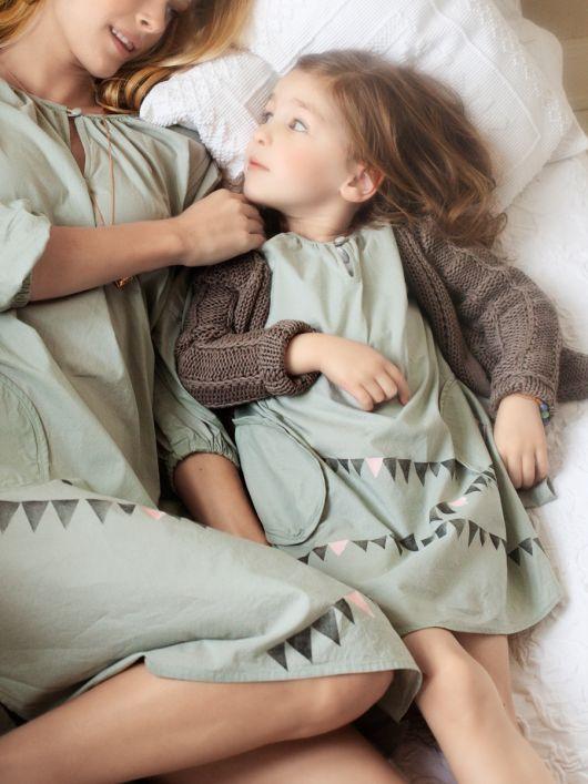 Сукня просторого крою для дівчинки