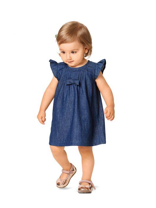 Сукня А-силуету з рукавами-крильцями