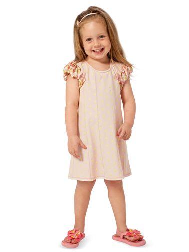 Сукня трикотажна з рукавами-ліхтариками